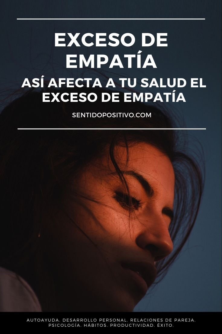 Exceso de empatía: así afecta a tu salud el exceso de empatía
