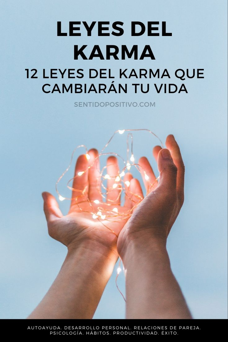 Leyes del karma: 12 Leyes del Karma que cambiarán tu vida