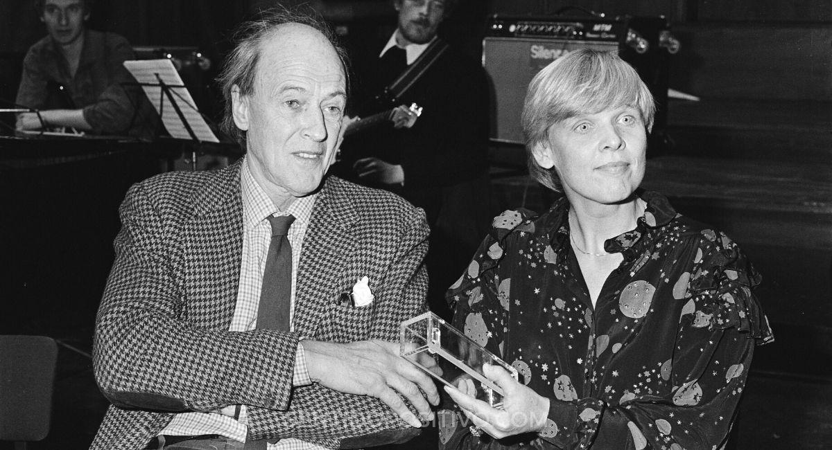 Roald Dahl: 10 frases y citas de Roald Dahl que te harán ser más positivo